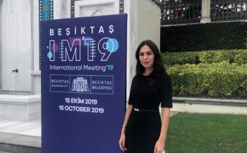 Beşiktaş Belediyesi IM19 Etkinliği